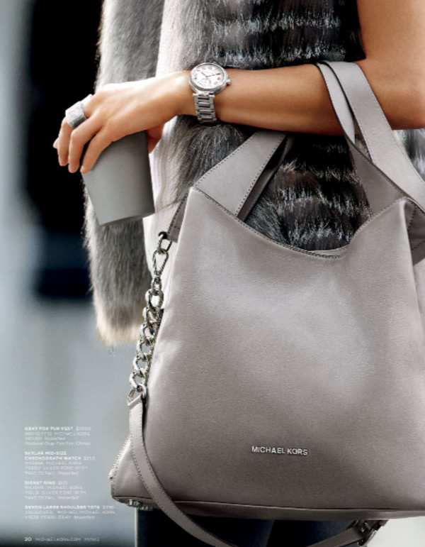 bag lookbook fashion michael kors jewels