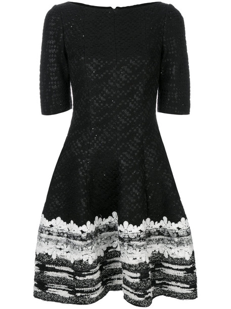 Talbot Runhof dress women black