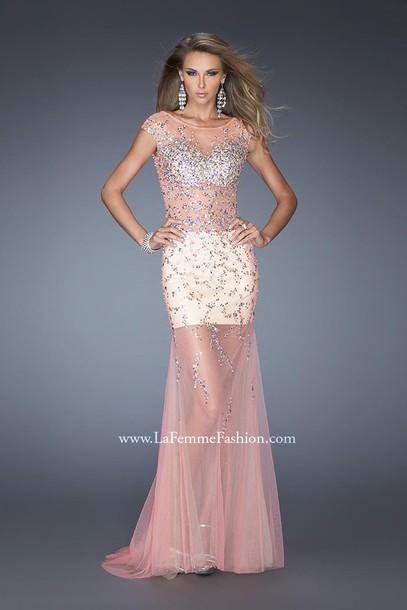 dress prom dress evening dress elegant charming design