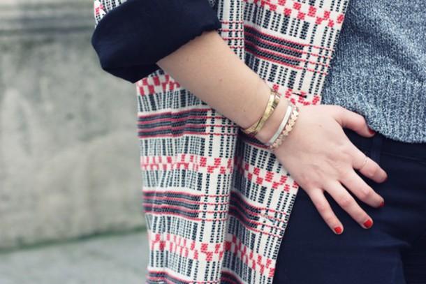 barock and roll blogger bracelets