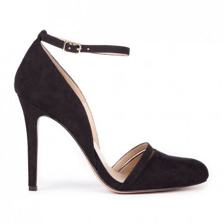 Sole Society - Ankle strap pumps - Audra - Black