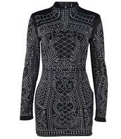 dress,black,fashion,trendy,style,sexy,party dress,long sleeves,freevibrationz,free vibrationz