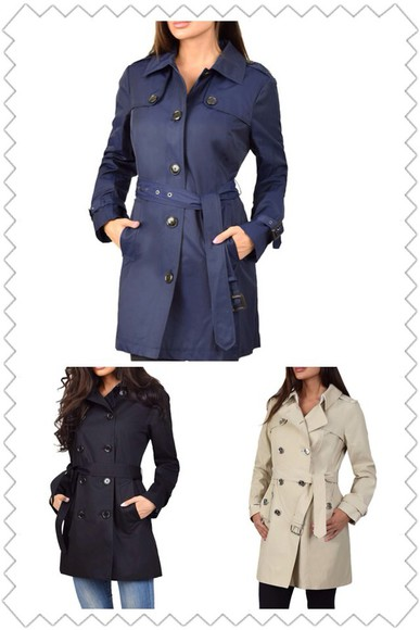 jacket trench coat trench jacket michael kors coach