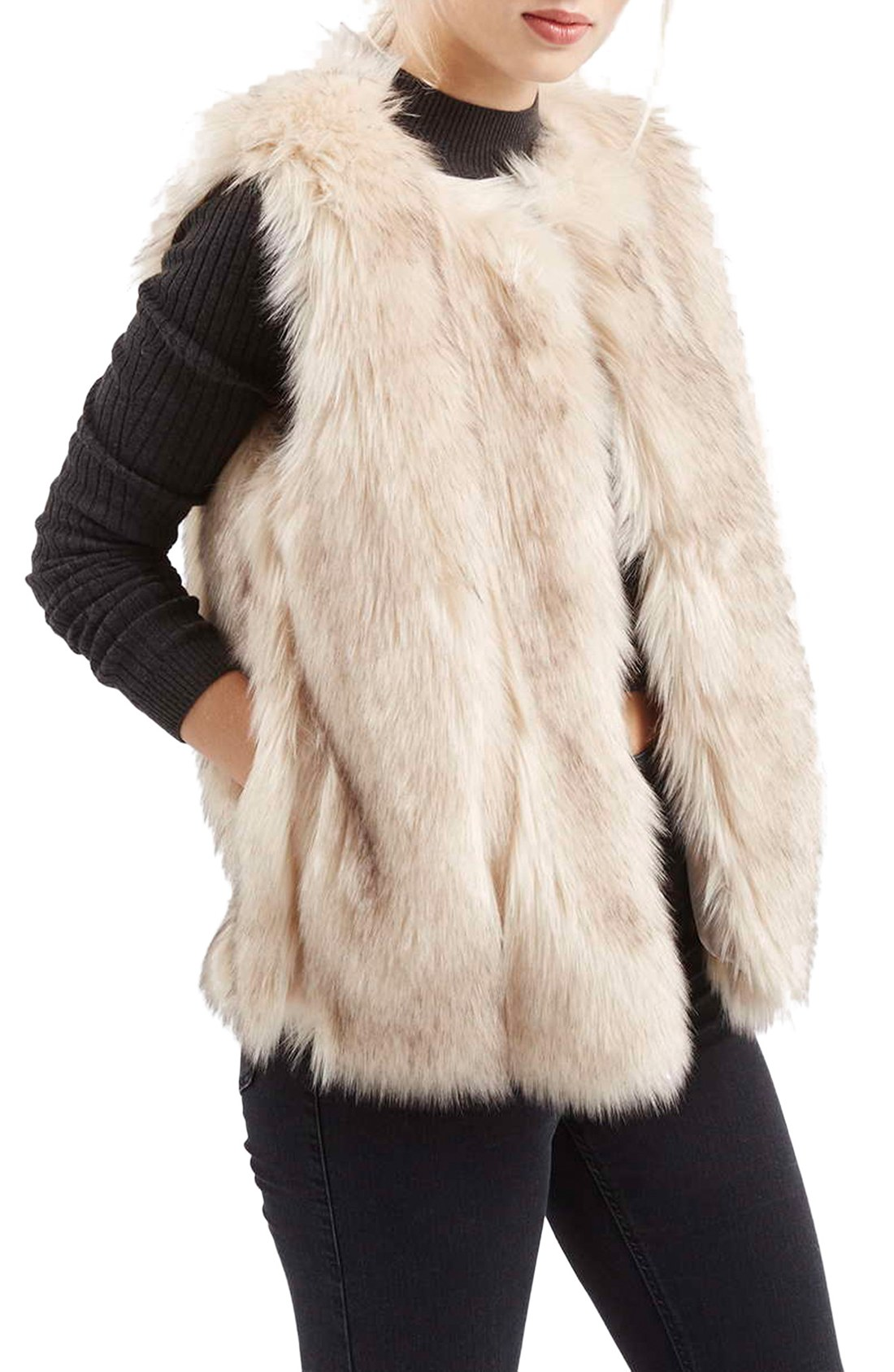 Fashion faux fur vest, Best gift for fashion girls and womens. Shop by Category. Women's Outerwear Coats & Jackets. Women's Shrug Sweaters. Women's Fashion Vests. Dikoaina Fashion Women Faux Fur Waistcoat Short Vest Jacket Coat Sleeveless Outwear. by Dikoaina. $ $ 18 99 Prime.