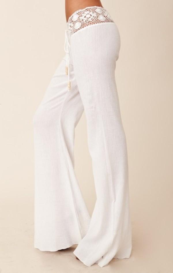 wide-leg pants pants