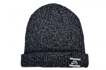 Nike SB Fisherman black Beanie - Skateshop 24/7 -Online Skateshop-Skateboards,Longboards,Fingerboards,Streetwear,Sneaker
