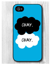 phone cover,wow,cover,the fault in our stars,okay. okay,iphone,4s,5s,iphone 4 case,iphone 4s,iphone 5 case,iphone 5s