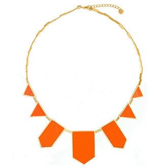 nicole richie style jewels house of harlow house of harlow 1960 house of harlow 1960 necklace house of harlow 1960 station necklace house of harlow orange necklace house of harlow 1960 orange necklace steet style celebrity style nicole richie necklace online boutique
