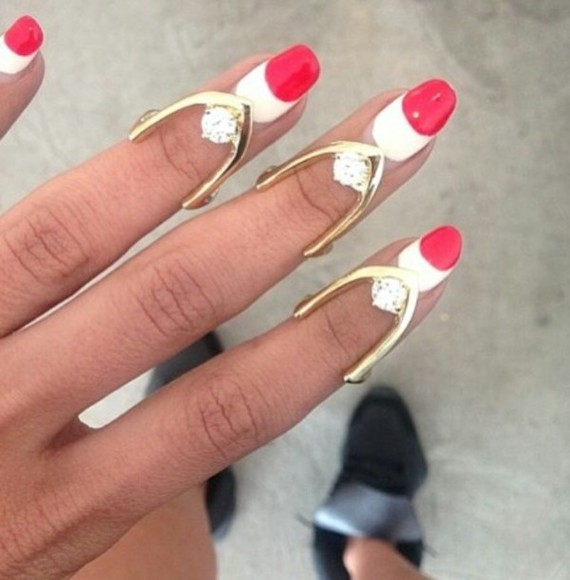 jewels gold rings diamon