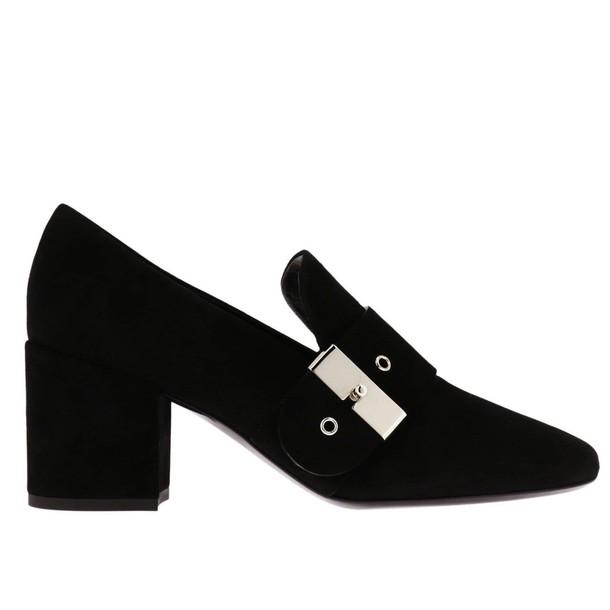 Premiata women pumps shoes black