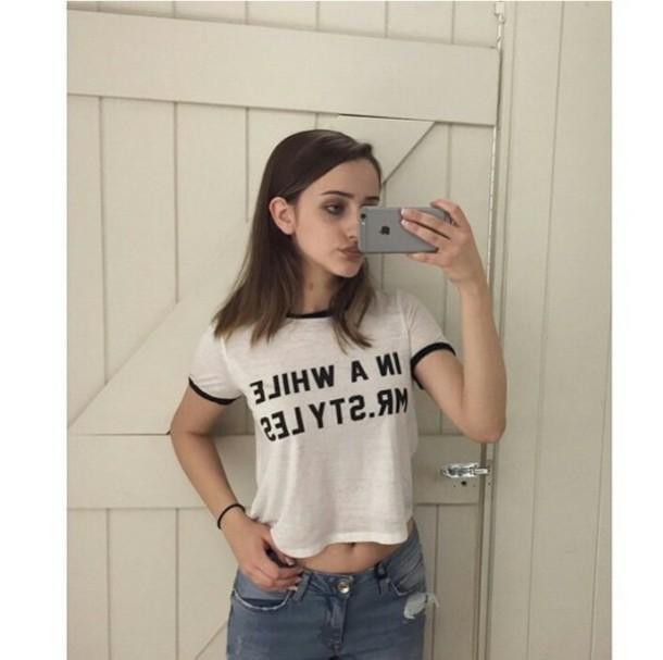 harry styles t-shirt shirt