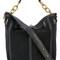 Jérôme dreyfuss - tanguy bucket shoulder bag - women - suede - one size, black, suede