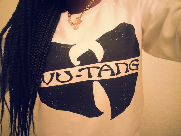 sweater crewneck wutang wutang clan