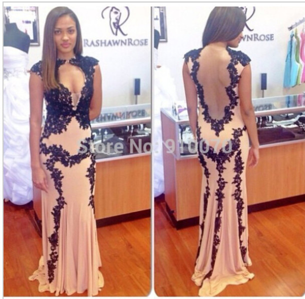 dress prom dress party dresses 2015 lace prom dress evening dress backless prom dress sexy party dresses