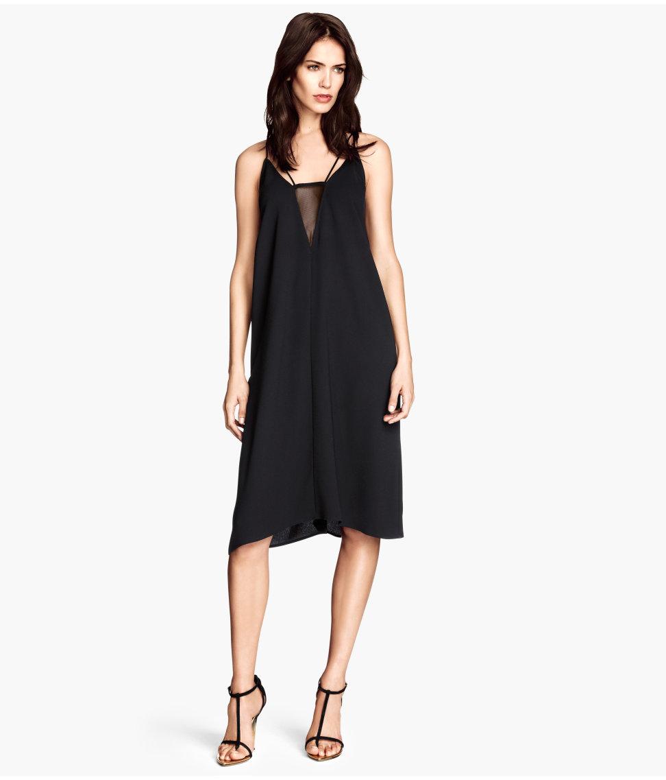 H&M Vestido em crepe 14,99 €