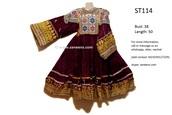 dress,african dress,afghan pendant,afghanistan fashion,afghan necklace,afghandress,afghan tassel necklace,afghan silver,afropunk