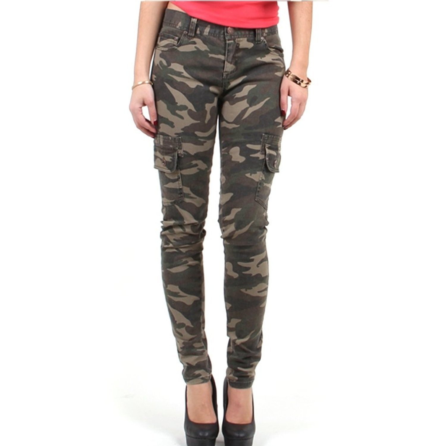 Excellent Rocky Outdoor Pants Womens Quality SilentHunter Camo Cargo 602440