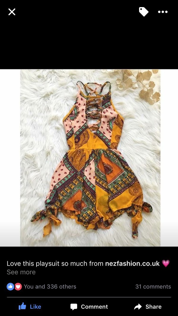 romper tribal pattern summer outfits festival outfit cute outfits