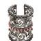 Corinthian column cuff bracelet
