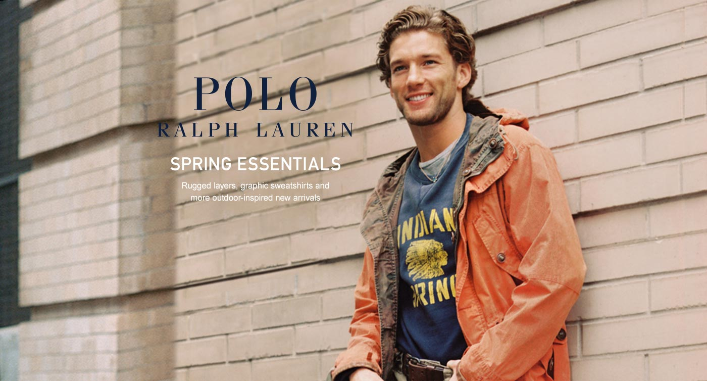 Ralph Lauren: Shop Clothing for Men, Women, Children \u0026amp; Babies