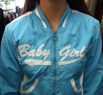 jacket blue blue coat tumblr weheartit tumblr outfit