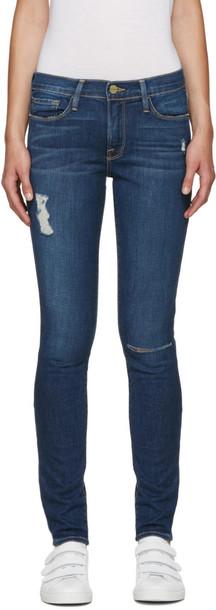 Frame Denim jeans blue