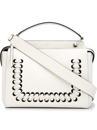 fashion white bag