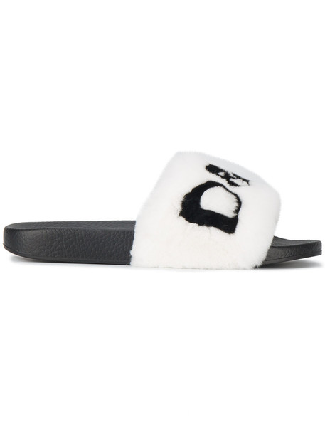Dolce & Gabbana fur women white shoes