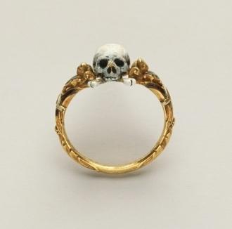 jewels ring skull skull ring cute cute rings rings and tings