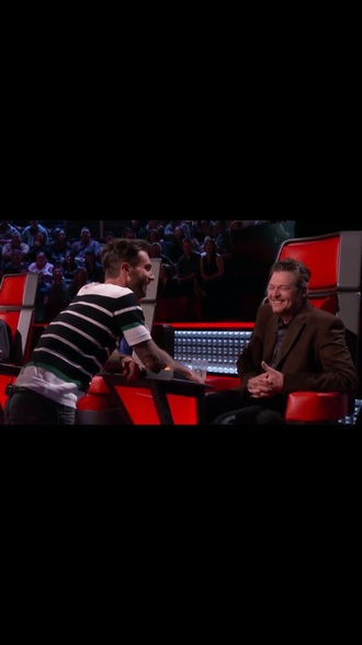 shirt the voice adam levine