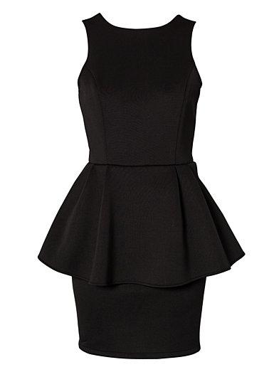 Lais Dress - Nly Trend - Svart - Festkjoler - Klær - Kvinne - Nelly.com