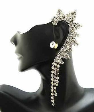 jewels ear cuff earrings
