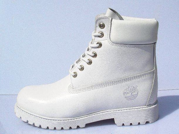 where to find white timberland boots