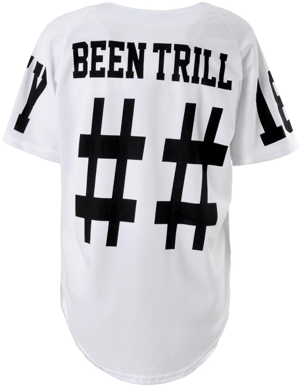 Been Trill Baseball Jersey