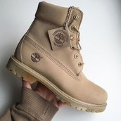 shoes,timberlands,boots,timberlands boots,beige shoes,dope,trill,suede boots,streetwear,sportswear,musthave,sexy,nude timberlands,nude,beige,timberland,timberland boots shoes,booties,women,taupe,taupe timberlands,boot,construction boots,timbaland,swag,winter swag