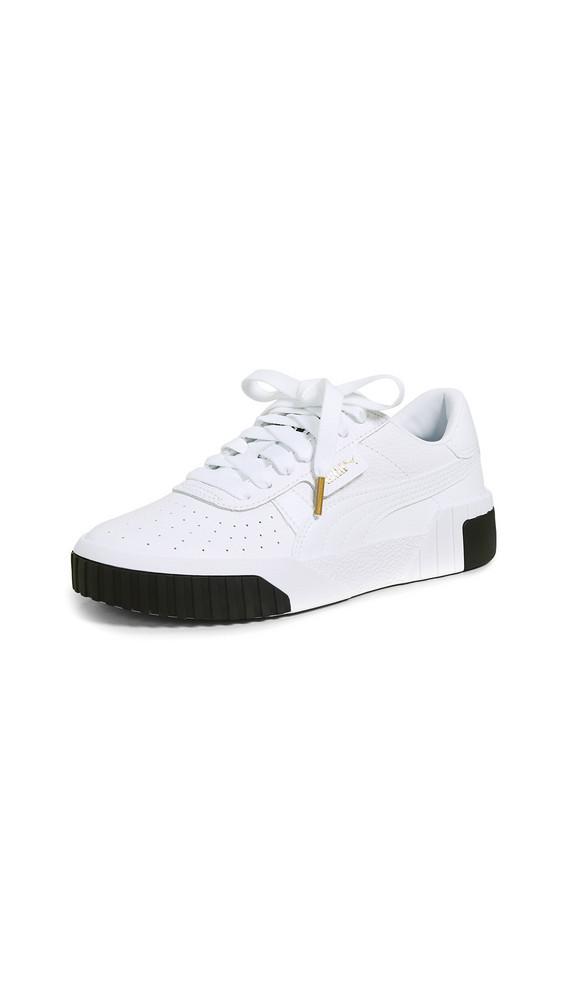 PUMA Cali Fashion Sneakers in white