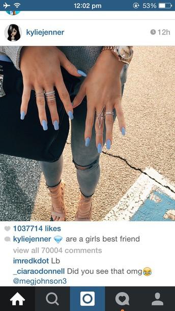 nail polish kylie jenner