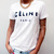 Celine Graphic Print Tee Black|White / TheFashionMRKT