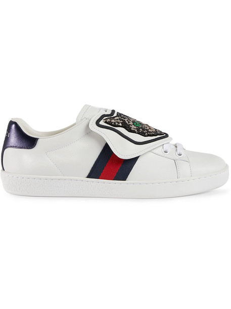 gucci sneakers. women sneakers leather white shoes