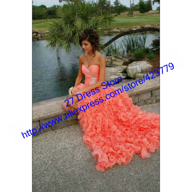 Aliexpress.com : Buy 2013 Hot Girl's Pageant Dresses Shining Beading Pretty Ball Gown Ruffles Flower Girl Dresses RG 6458 from Reliable flowers girl dress suppliers on 27 Dress