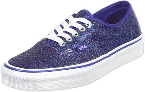 Vans Authentic schoenen blauw