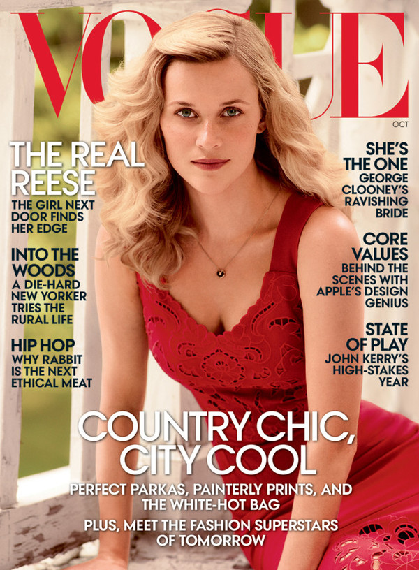 dress red dress reese witherspoon jewels necklace