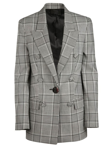 Alexander Wang blazer double breasted black jacket
