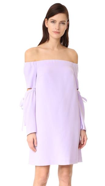 Club Monaco Eboviah Dress - Summer Violet
