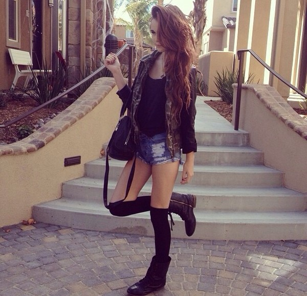 jacket acacia brinley shorts shoes bag