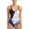 Point break one piece swimsuit