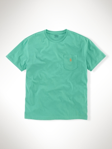Classic-Fit Pocket T-Shirt - Tees   Sweatshirts & T-Shirts - RalphLauren.com