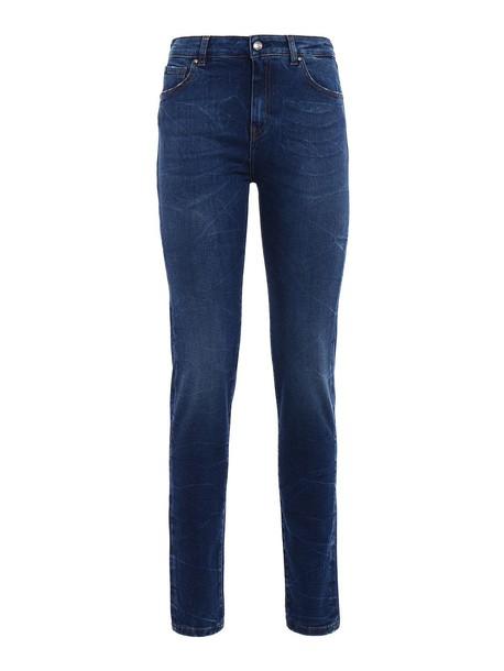 FAY jeans denim dark blue dark blue