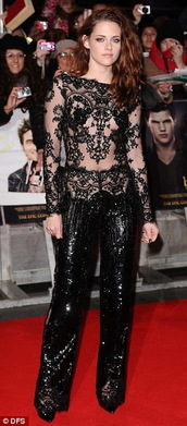 jumpsuit,sequin jumpsuit,sequins,black jumpsuit,see through,mesh,kristen stewart,celebrity style,celebrity