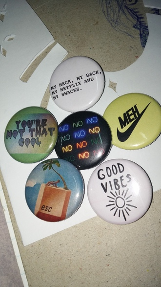 jacket buttons pins grunge no meh soft grunge tees